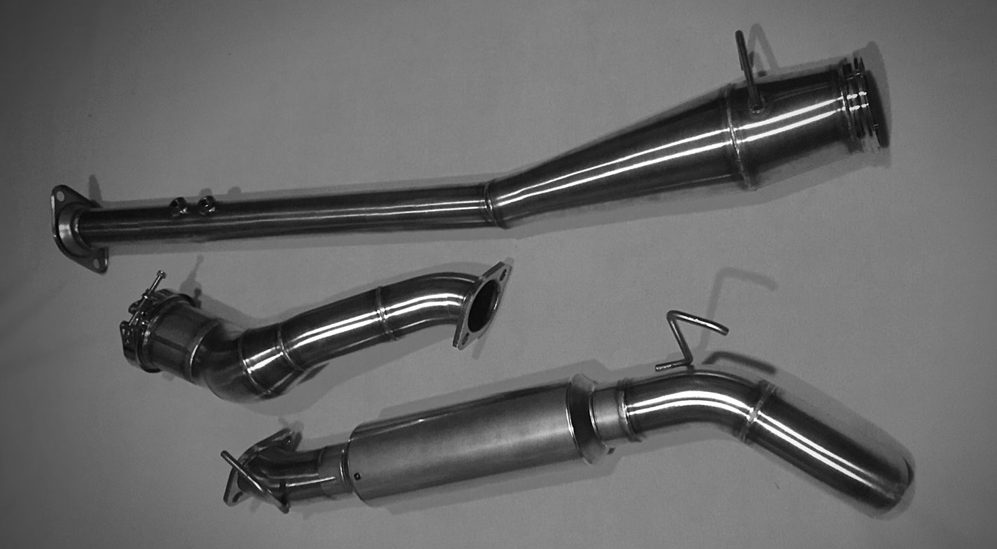 Scavenger Exhaust System | URGE designs